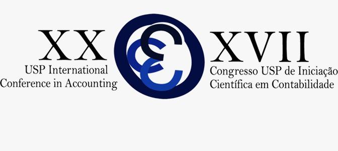 Professores do mestrado participarão do XX USP Internacional Conference in Accounting